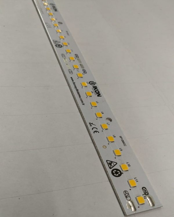 120 adet LED'li çubuk