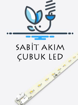 Sabit Akim Çubuk LED Çeşitleri