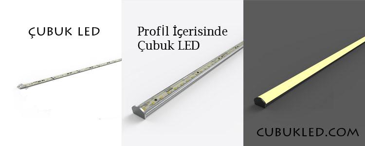 LED profili nedir