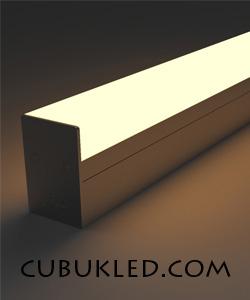aluminyum LED profili